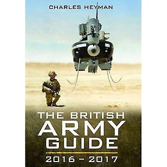 Het Britse leger gids 2016-2017