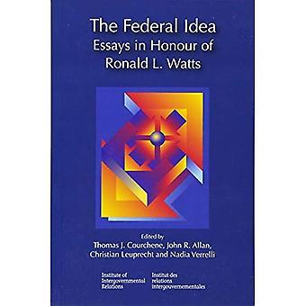 L'idée fédérale