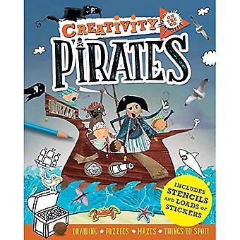 Creativiteit voor onderweg: Pirates