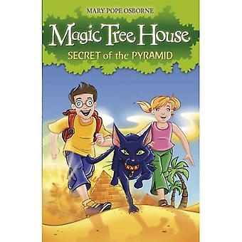 The Magic Tree House 3: Secret of the Pyramid (Magic Tree House)