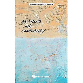 43 visies voor complexiteit - verkennen van de complexiteit 3 (Hardback)