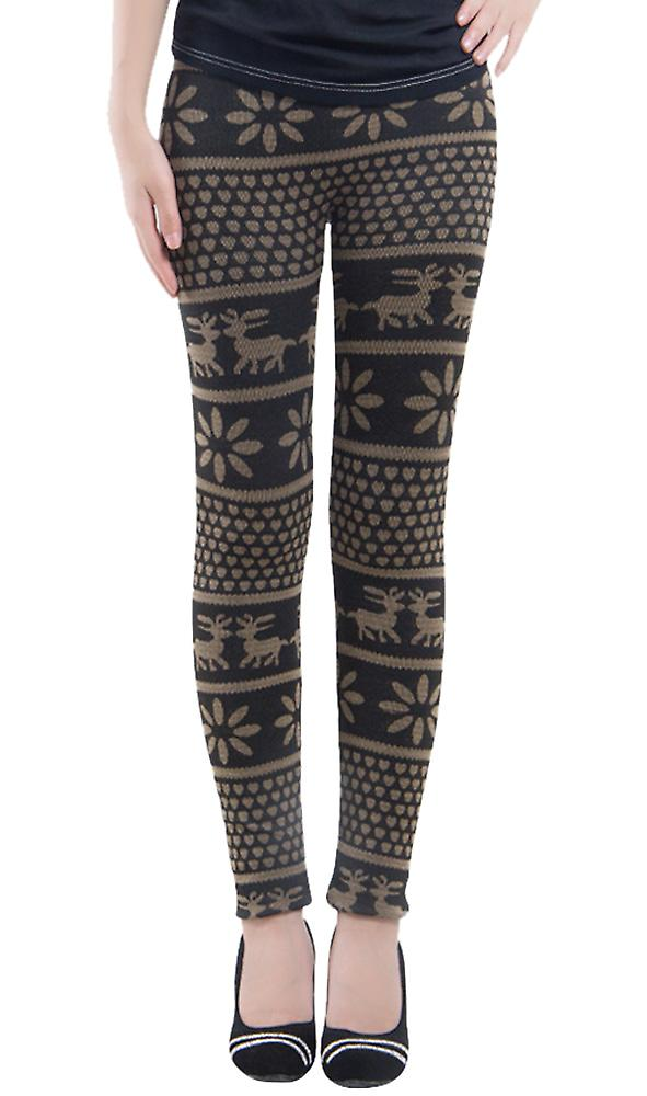 Waooh - Winter Legging pattern snowflakes Muel