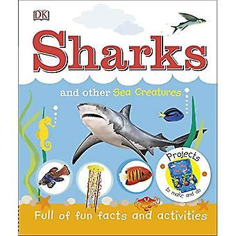 Hajar och andra havslevande varelser: Full av roliga fakta och aktiviteter