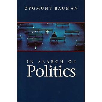 På jakt efter politik