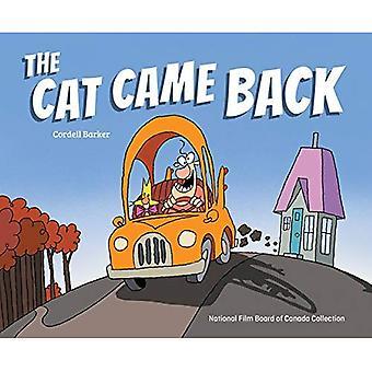 Le chat est revenue