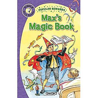 Max's Magic boek (vroege lezers van het populaire beloningen)