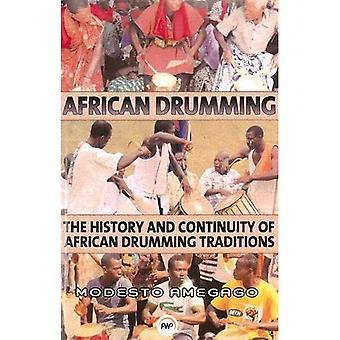 Continuité d'africain tambouriner les Traditions, les