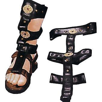 Sandalo romano ghette