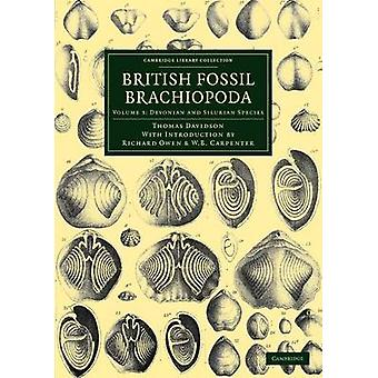 British Fossil Brachiopoda  Volume 3 by Davidson & Thomas
