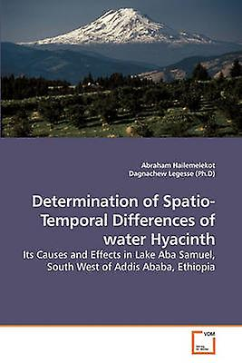 Determination of Spatio Temporal Differences of water Hyacinth by Hailemelekot & Abraham