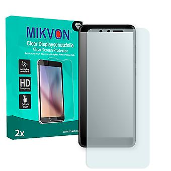 ZTE Blade V9 Screen Protector - Mikvon Clear (Retail Package with accessories)