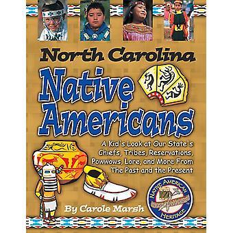 North Carolina Native Americans by Carole Marsh - 9780635023100 Book