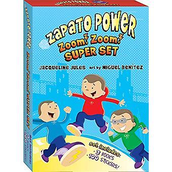 Zapato Power Boxed Set #1-3 by Jacqueline Jules - Miguel Benitez - 97