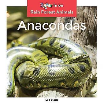 Anacondas by Leo Statts - 9781680791921 Book