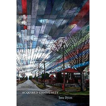 Acquired Community by Jane Byers - 9781987915228 Book