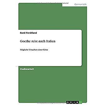 Goethe reist nach Italien by Ren? Ferchland - 9783640437320 Book