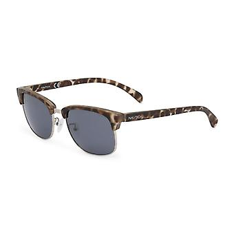Nautica Men Grey Sunglasses -- 3096517744