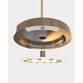 Ceiling Lamp Industrial Kitchen Island Hanging 3 Pendant Light Rectangular Canopy