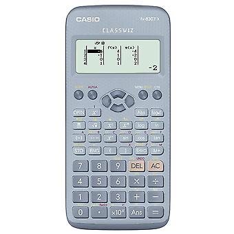 Casio GCSE Scientific Calculator with 276 Functions - Blue (FX83GTX-DB)