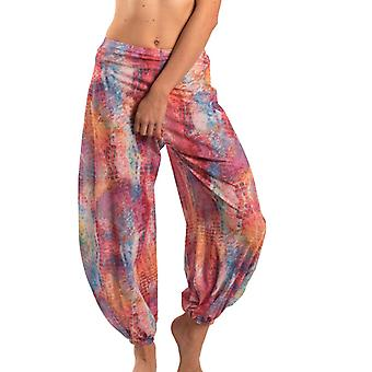Kiniki Siena Tan Through Harem Trousers