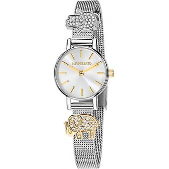 Morellato sensazioni Watch for Women Analog Quartz with Stainless Steel Bracelet R0153142513