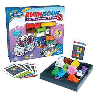 Think Fun Rush Hour Jr. Traffic Jam Logic Game  5+