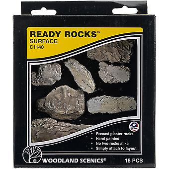 Ready Rocks-Surface 18/Pkg CSS-C1140