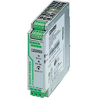 Phoenix Contact QUINT-PS/1AC/24DC/3,5 DIN Rail Power Supply 24Vdc 3.5A 84W, 1-Phase