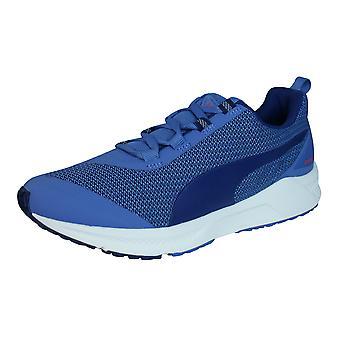 Puma Ignite XT Womens Running scarpe da ginnastica / scarpe - Denim