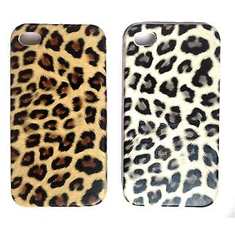 Leopard Hard Case for iPhone 4/4S