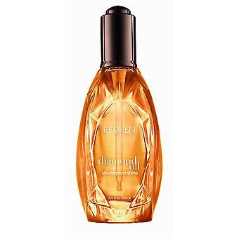 Redken - Diamond olje Shatterproof glans middels hår 100 ml