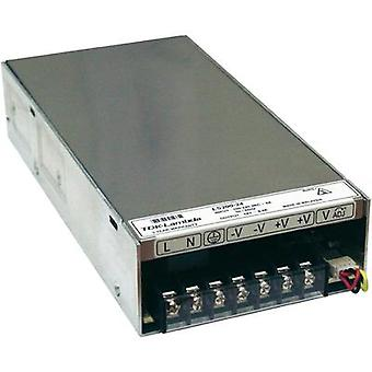 TDK-Lambda LS-200-5 - 200W AC-DC Enclosed Power Supply, Chassis Mount, 5Vdc 40A