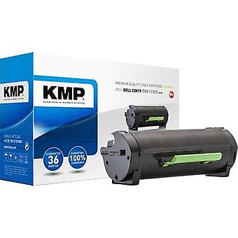 KMP Toner cartridge replaced Dell C3NTP, 593-11167 Compatible Bl