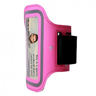 GEAR Sport Arm Band universelle L iPhone6 Pink