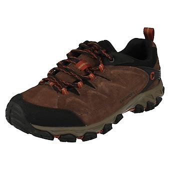 Mens Merrell Casual Lace Up Shoes Serraton