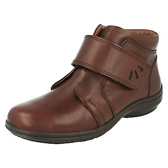 Ladies Easy B Strap Ankle Boots Path