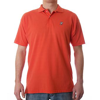 Detronisere klar Polo Shirt - Blood Orange
