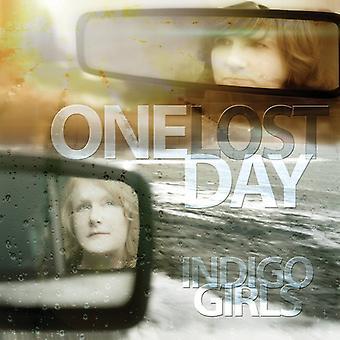 Indigo Girls - en mistet dag [Vinyl] USA importerer