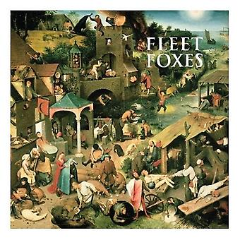 Fleet Foxes - Fleet Foxes [Vinyl] USA import