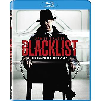 Blacklist: The Complete First Season [BLU-RAY] USA import