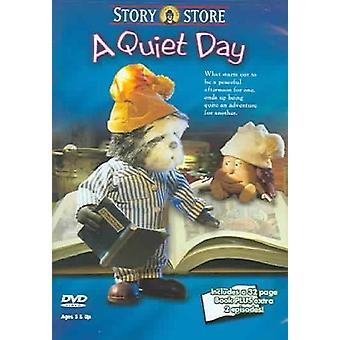 Rolig dag [DVD] USA importerer