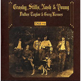 Crosby Stills Nash & Young - Deja Vu [CD] USA import