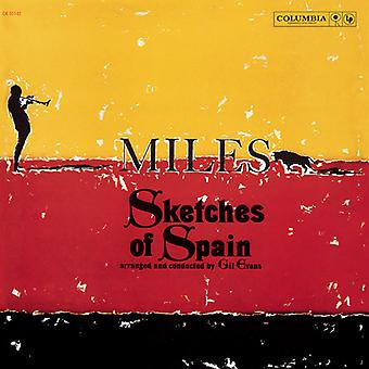 Miles Davis - import USA Sketches of Spain [CD]