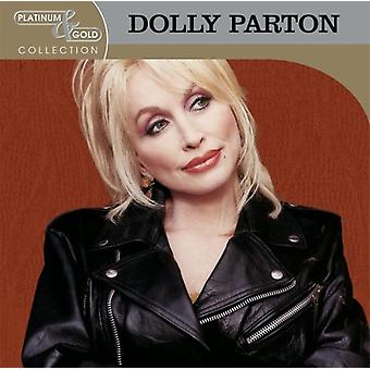 Dolly Parton - Platinum & Gold Collection [CD] USA import