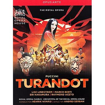 Puccini - Turandot [DVD] USA import