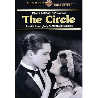 Circle (1925) [DVD] USA import
