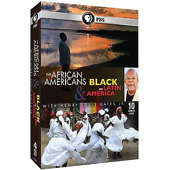 African Americans and Black in Latin America [DVD] USA import