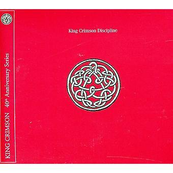 King Crimson - disciplin [CD] USA import
