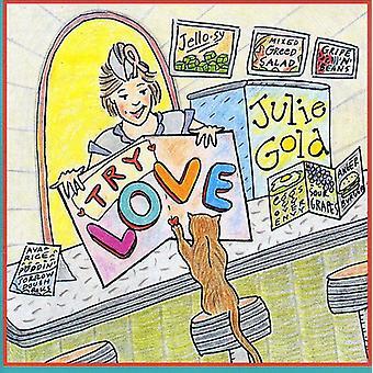 Julie Gold - Prøv kærlighed [CD] USA import