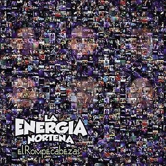 La Energia Nortena - El Rompecabezas [CD] USA importerer